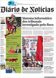 Diário de Notícias 26 de maio - quiosque