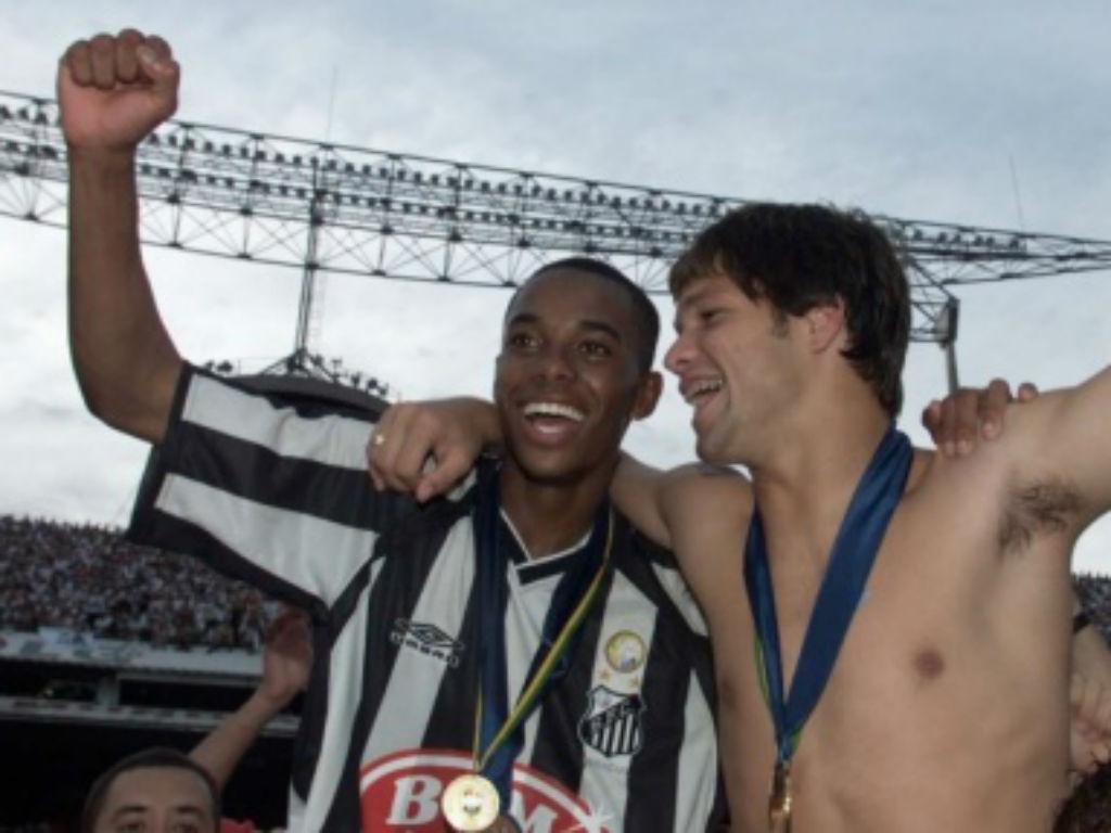 Diego e Robinho