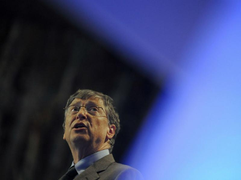 Bill Gates (Reuters)