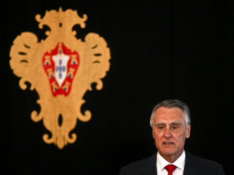 Cavaco Silva (Lusa/Mário Cruz)