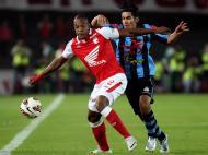 Santa Fé vs Real Garcilaso [EPA/Mauricio Duenas Castaneda]