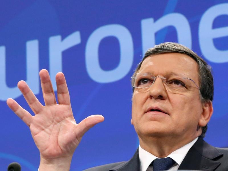 Durão Barroso, presidente da Comissão Europeia (Reuters)