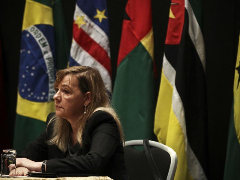 Paula Teixeira da Cruz (Lusa/Mário Cruz)
