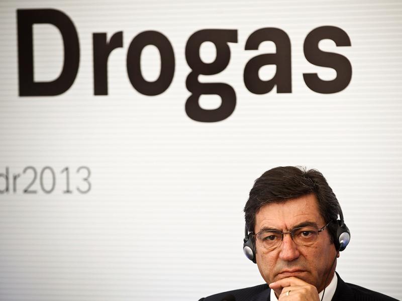 João Goulão, durante a apresentação do relatório anual do Observatório Europeu da Droga e Toxicodependência(OEDT) (MARIO CRUZ/LUSA)