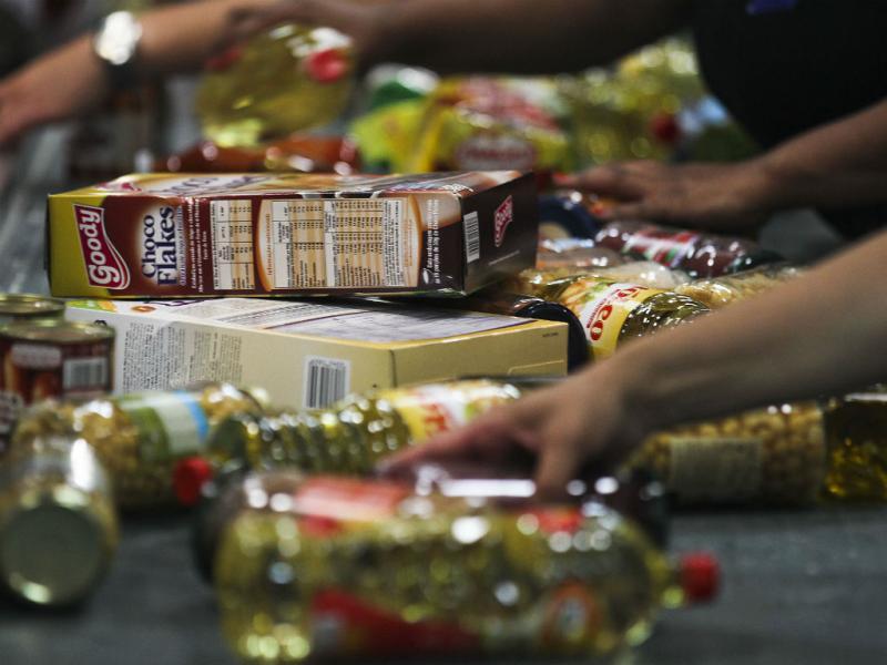 Alimentos (Lusa/José Sena Goulão)