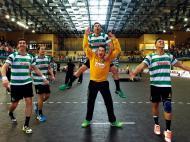 Sporting vence a Taça de Portugal de andebol (Lusa)