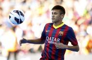 Neymar apresentado no Camp Nou