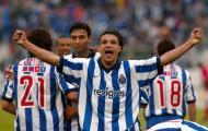 4/5/2003: O F.C. Porto sagra-se campeão nacional ao golear o Santa Clara por 5-0 (Reuters/José Manuel Ribeiro)