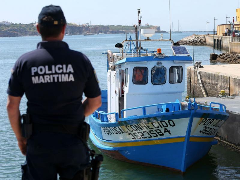 Apreensão de droga no Algarve (Lusa/Luís Forra)