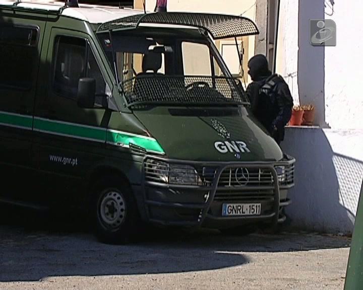 Agentes da GNR