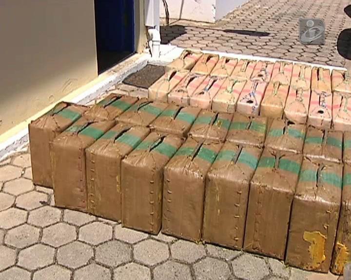 Cinco toneladas de haxixe apreendidas valiam 30 milhões de euros