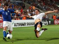Inglaterra vs Itália Sub-21 [EPA/Jim Hollander]