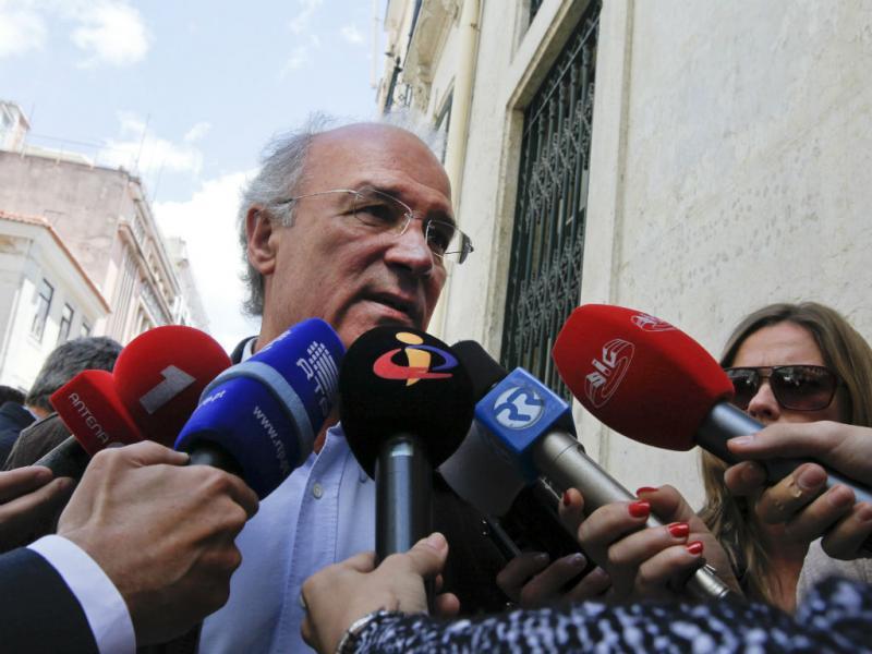 Arménio Carlos (Lusa/Manuel de Almeida)