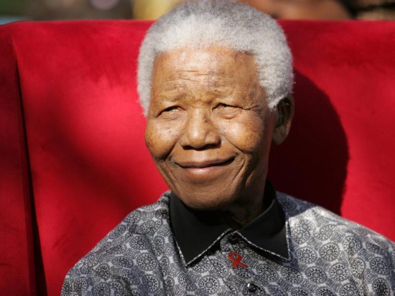 Nelson Mandela (EPA)