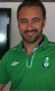 No Twitter, imagem de Vitor Pereira com camisola do Al Ahly