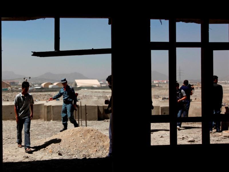 Atentado em Cabul, Afeganistão (Reuters)
