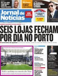 Quiosque: Jornal de Notícias, 10 de junho