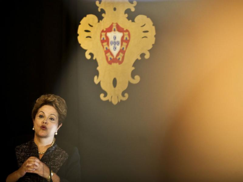 Dilma Rousseff (Lusa/Mário Cruz)