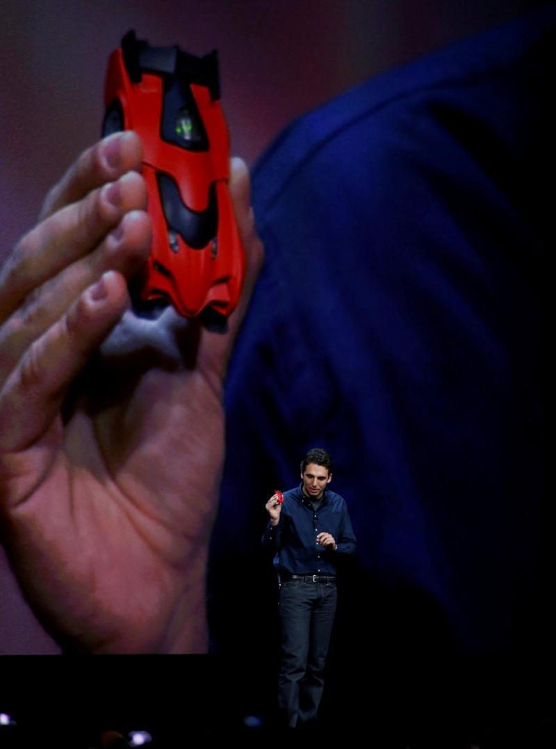 Apple apresenta novidades em conferência (Epa)