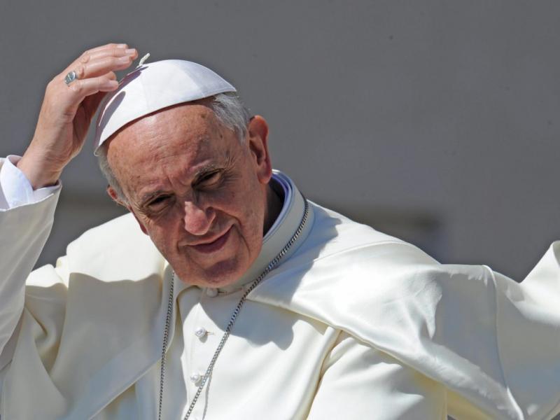 Papa Francisco (EPA/MAURIZIO BRAMBATTI)