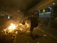 Protestos no Brasil (EPA/SEBASTIAO MOREIRA)