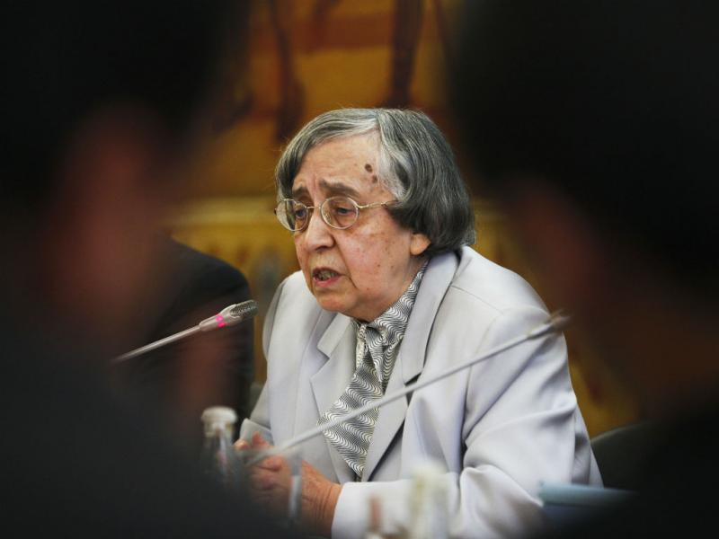 Teodora Cardoso (Lusa/Miguel A. Lopes)