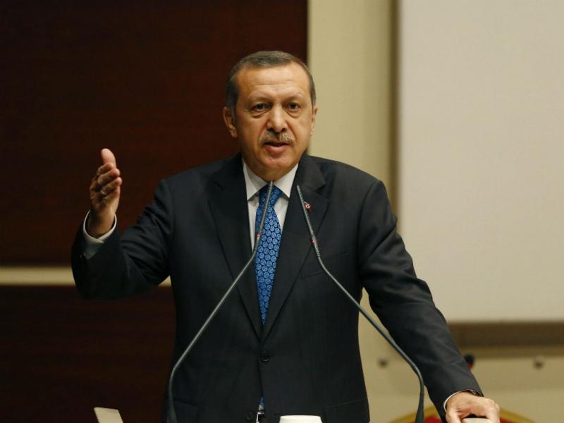 Recep Tayyip Erdogan, PM da Turquia (EPA)