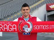 SP. BRAGA, JOÃOZINHO: lateral esquerdo de 23 anos que estava no Sporting por cedência do Beira Mar