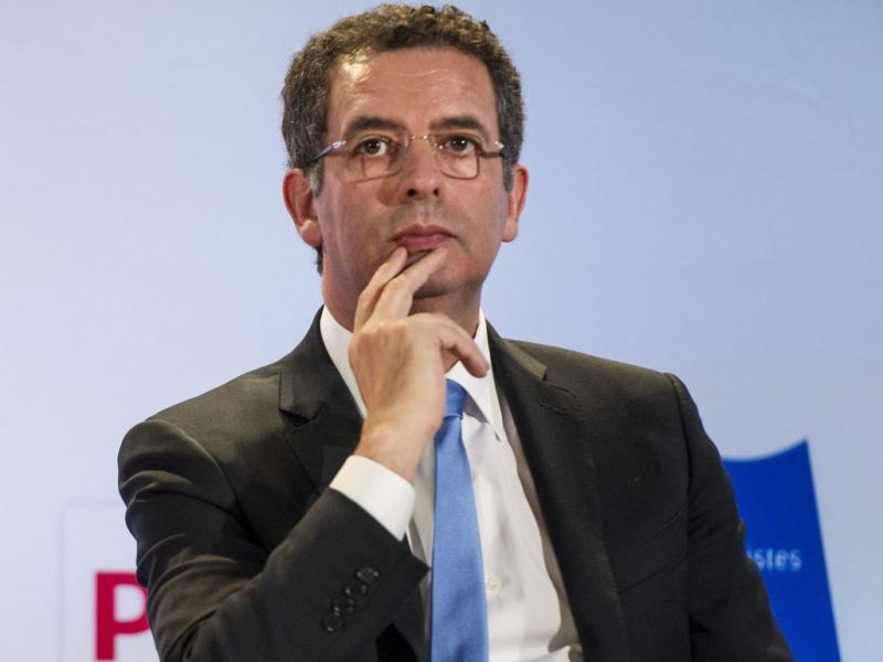 António José Seguro em reunião de socialistas em Paris(Lusa)