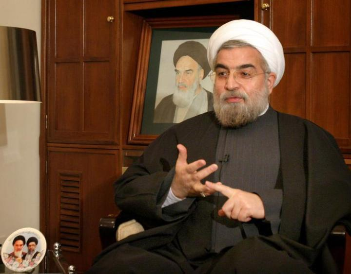Hassan Rohani (Reuters)