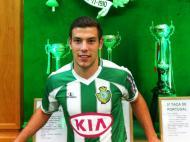 Pedro Tiba (FOTO: Vitória FC)