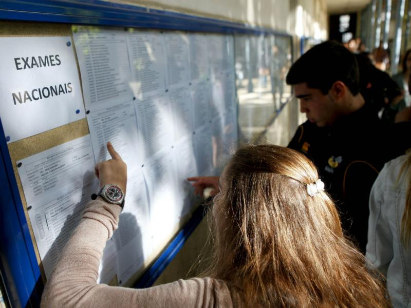 Exames: greve geral de professores a 17 de junho (Lusa/Miguel A. Lopes)