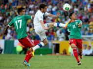 México vs Itália [EPA/Oliver Weiken]