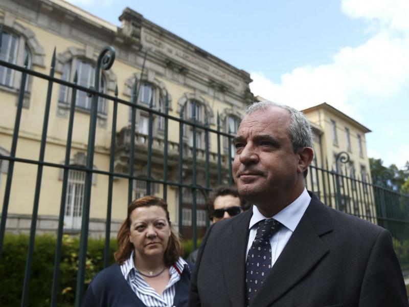 Exames: greve geral de professores a 17 de junho (Lusa/José Coelho)