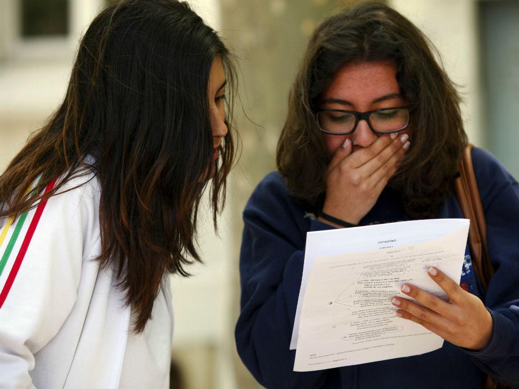 Exames Nacionais (Lusa/Miguel A. Lopes)