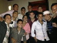 Jogadores de férias: Carrillo (Sporting)