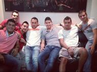 Jogadores de férias: James Rodríguez (Mónaco)