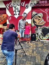 Jogadores de férias: Luisão (Benfica)