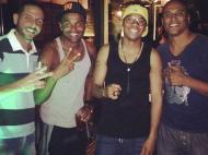 Jogadores de férias: Robinho (Milan)