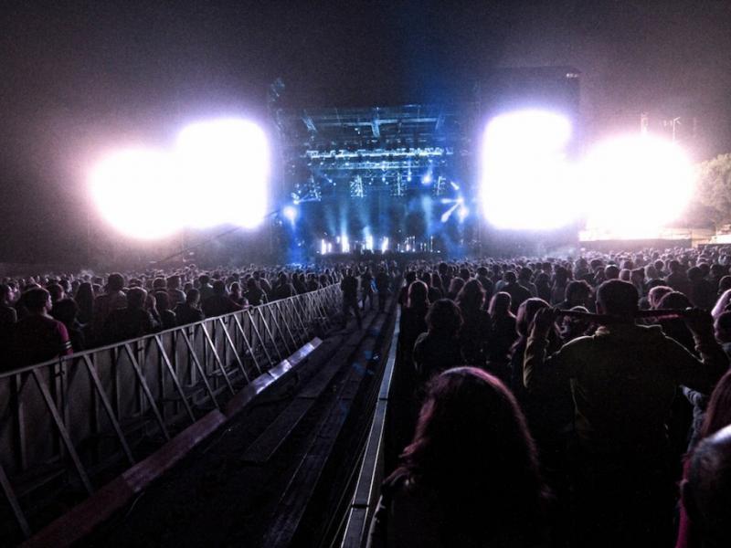 Festival Super Bock Super Rock 2011 (foto: Manuel Lino)