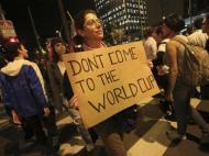 Novos protestos em São Paulo [Reuters]