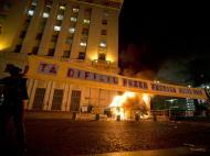 Mais uma noite de violência em São Paulo (EPA/SEBASTIAO MOREIRA)