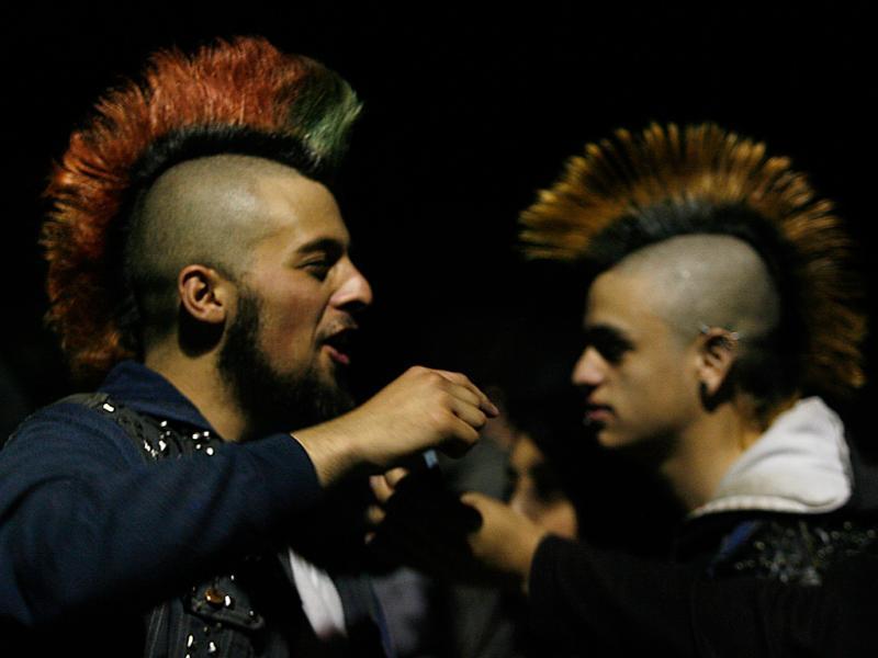 Punks (Reuters)