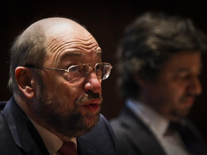 Martin Schulz (Lusa/Mário Cruz)