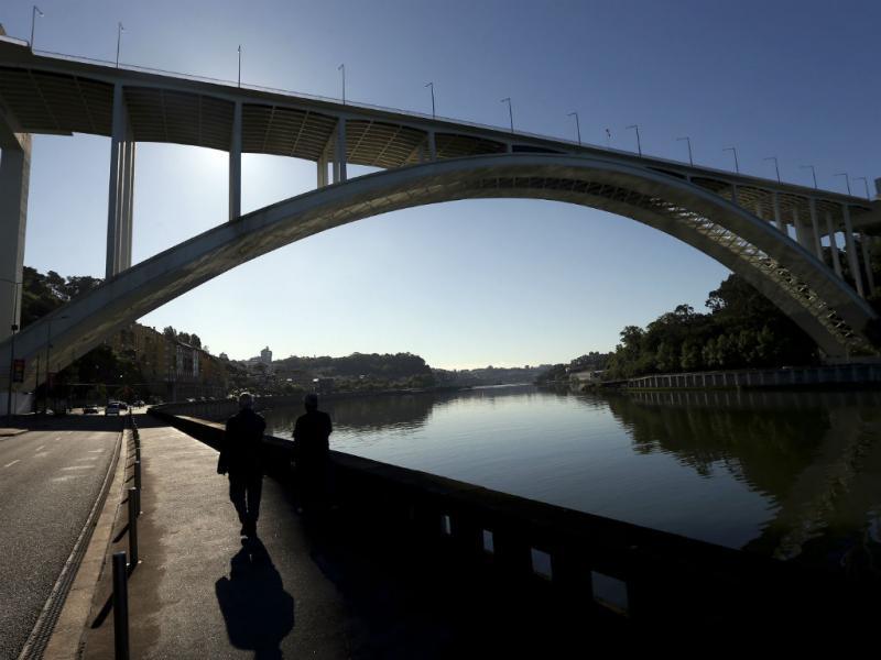 Ponte da Arrábida (Lusa/José Coelho)