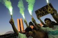 Protestos no Brasil (Reuters)