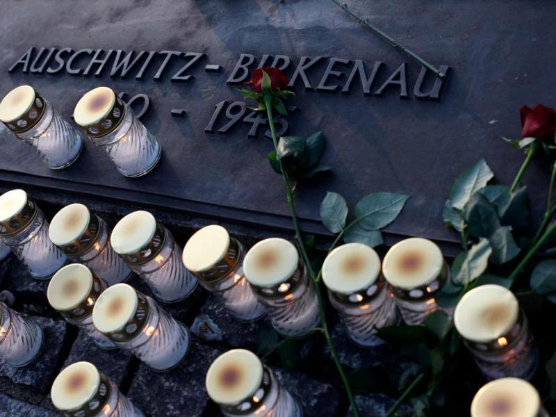 Auschwitz (Reuters)