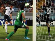 Sub-20: Inglaterra-Iraque (Foto: FA)