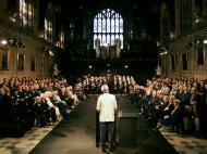 Mandela: em Sydney 2000, palestra a explicar «O que faz um campeão»