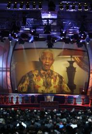 Mandela: a preparar o Mundial 2010